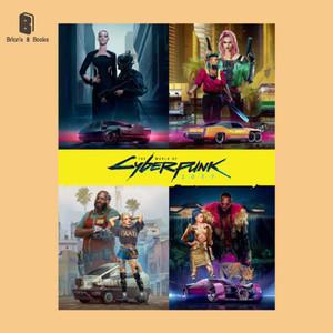 Harga the world of cyberpunk 2077 | HARGALOKA.COM