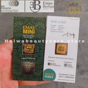 Harga emas mini 1 gram   logam mulia 24k   emas mini 1 gr   | HARGALOKA.COM