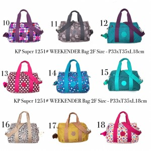 Harga messenger bag wanita kipling 2f 1251 premium | HARGALOKA.COM