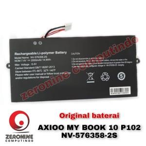Harga baterai axioo mybook 10 p102 nv 576358 2s axioo my book 10   HARGALOKA.COM