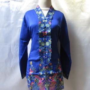 Harga baju kebaya encim warna biru | HARGALOKA.COM