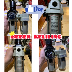 Info Pneumatic Regulator Filter Aerf20004 1 4 Inchi Good Quality Katalog.or.id