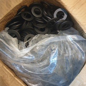 Harga ring plat baja m16 5 8 inchi washer plat ring | HARGALOKA.COM