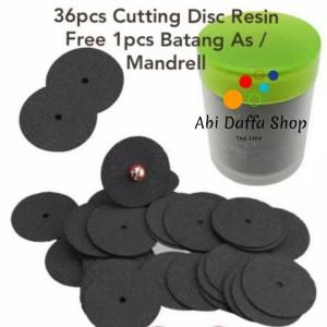 Info Mata Gerinda Diamond Cutting Disc 60mm Dremel Mini Rotary Tool Katalog.or.id
