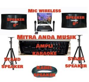 Harga paket sound system karaoke   HARGALOKA.COM