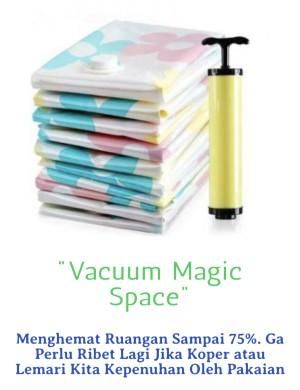 Harga vacuum magic space | HARGALOKA.COM