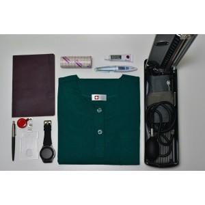 Harga baju scrubs jaga malam jamal warna   xl   HARGALOKA.COM