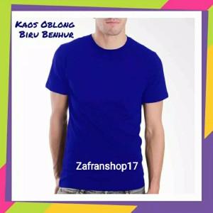 Info Kaos Polos Biru Depan Katalog.or.id