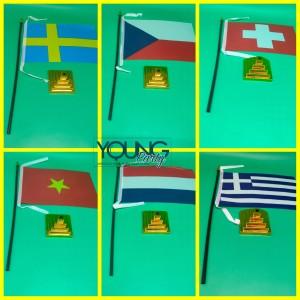Harga bendera negara dunia set bendera set negara   HARGALOKA.COM
