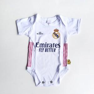 Harga baju kaos bola bayi anak perempuan laki lucu i real madrid | HARGALOKA.COM