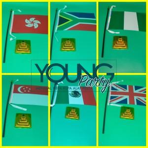 Harga bendera meja negara bendera meja negara   HARGALOKA.COM