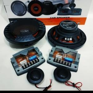 Harga speaker split 6 5inch ccomponent seat high | HARGALOKA.COM