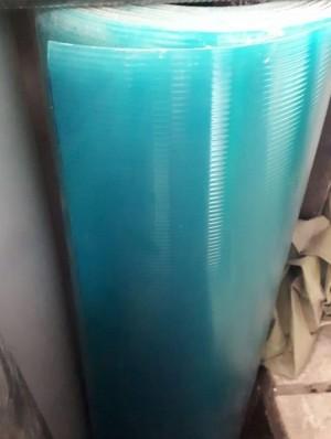 Harga fibre penutup pagar motif garis 0 7 mm tebal plastik penutup   HARGALOKA.COM