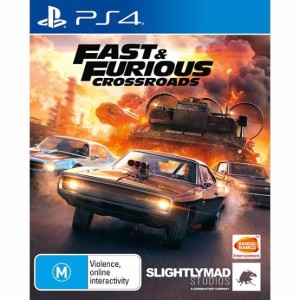 Harga fast and furious crossroads ps 4 ps4 sony playstation game   HARGALOKA.COM