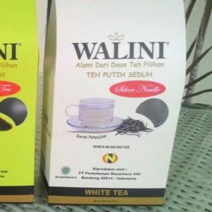 Harga teh putih walini white tea pouch 50 | HARGALOKA.COM