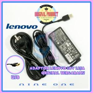 Harga charger adaptor laptop lenovo ideapad g400s g40 20v 3 25a usb | HARGALOKA.COM