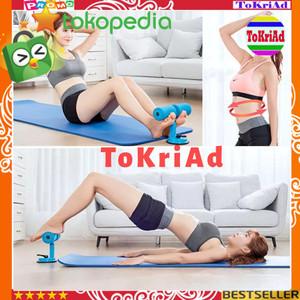 Harga alat sit up bantu olahraga perut fitness penahan kaki yoga gym rumah   | HARGALOKA.COM