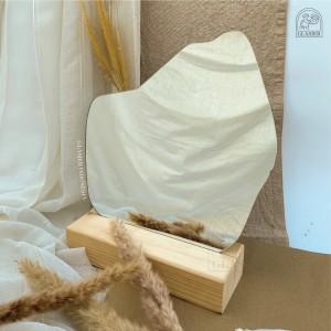 Harga larissa glasier cermin estetik aesthetic mirror kaca | HARGALOKA.COM