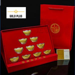 Harga koleksi logam mulia hk bentuk uang emas total 1 | HARGALOKA.COM