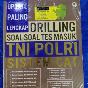 Harga buku drilling soal tes masuk tni | HARGALOKA.COM