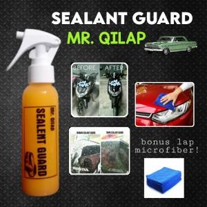 Harga sealant guard 100 ml mobil motor coating wax poles body kaca | HARGALOKA.COM