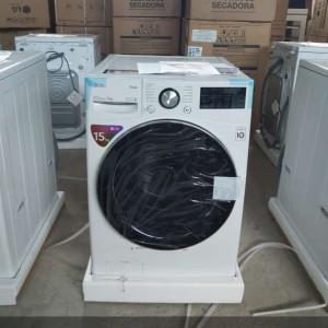 Harga mesin cuci lg kap 15kg f2515stgw rekomemdasi usaha laundry   HARGALOKA.COM
