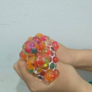 Harga mesh squishy jelly rainbow   HARGALOKA.COM