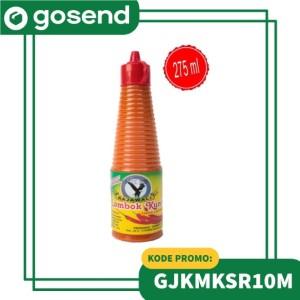 Harga saos sambal lombok kuning 275 ml sumber jaya | HARGALOKA.COM