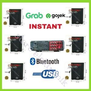 Harga paket sound cafe dan restoran amplifier bluetooth usb speaker 6   HARGALOKA.COM