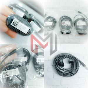 Harga headset earphone samsung m20 a30 a50 a70 made in indonesia ori 100 | HARGALOKA.COM