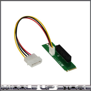 Harga m3 to pci e 4x m key m2 to pci express adaptor lm | HARGALOKA.COM