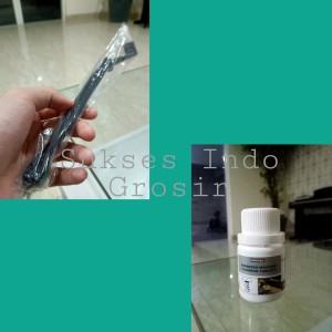 Harga paket cleaner espresso machine brush dan cleaning tablet coffee | HARGALOKA.COM