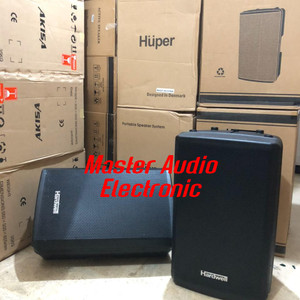 Harga speaker aktive hardwell 800watt full ram model dbr 15 best quality | HARGALOKA.COM