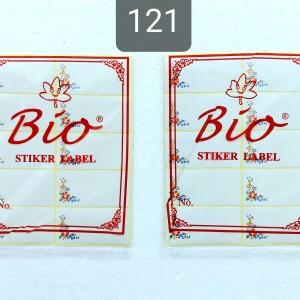 Harga label undangan murah bio 121 103   | HARGALOKA.COM
