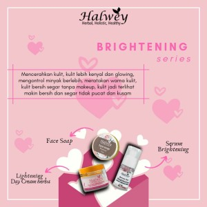 Harga paket kecantikan paket skincare brightening glowing by | HARGALOKA.COM
