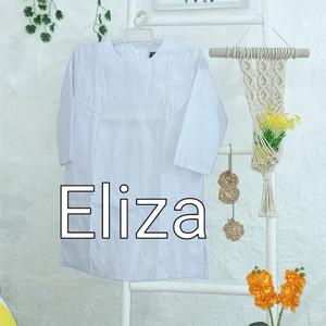 Harga sd baju kurung padang seragam sekolah madrasah putih bahan tc | HARGALOKA.COM