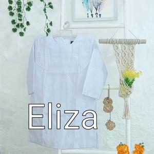 Harga sma baju kurung padang seragam sekolah madrasah putih bahan tc | HARGALOKA.COM
