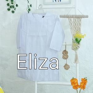 Harga smp baju kurung padang seragam sekolah putih madrasah bahan tc | HARGALOKA.COM