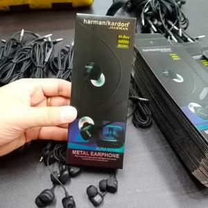Harga headset harman kardon aura sound metal earphone hf harman suara   HARGALOKA.COM