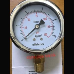 Harga Pressure Gauge 6 Kg 2 5 Wiebrock Katalog.or.id