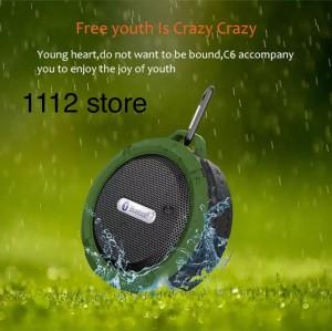 Harga portable speaker bluetooth outdoor waterproof   wireless music | HARGALOKA.COM