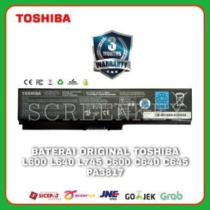 Harga baterai batrai toshiba satellite l670d l675 l675d l700 l700d l730 | HARGALOKA.COM