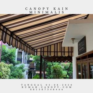 Harga canopy kain minimalis   jakarta selatan | HARGALOKA.COM