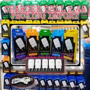 Harga charger dell 2 0 ma 1128 brand samsung mi opo vivo tc hp murah | HARGALOKA.COM