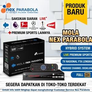 Harga mola nex | HARGALOKA.COM