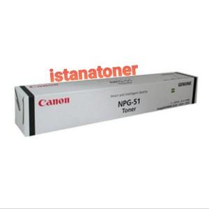 Harga toner canon npg 51 untuk mesin fotocopy ir2520 ir2525 ir2530 | HARGALOKA.COM