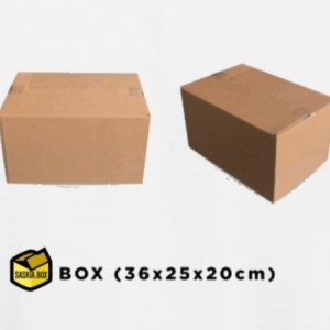 Harga Kardus Box Karton Packing 25 X 20 X 10 Katalog.or.id