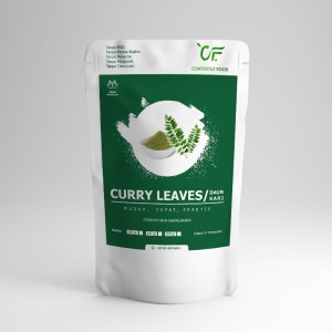 Harga daun kari bubuk curry leaves powder bumbu tabur bumbu dapur 150   HARGALOKA.COM