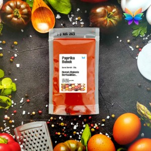 Harga bumbu dapur paprika bubuk paprika powder 50g by | HARGALOKA.COM