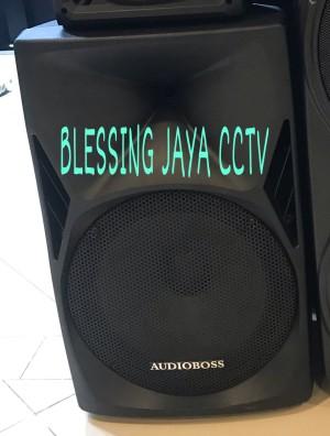 Harga speaker bluetooth 15 inch karaoke audioboss bass di jamin | HARGALOKA.COM